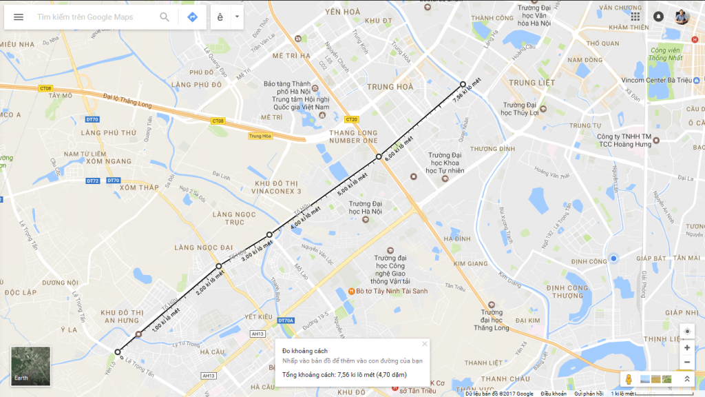 Dự án chung cư đường Lê Văn Lương Tố Hữu Hà Đông