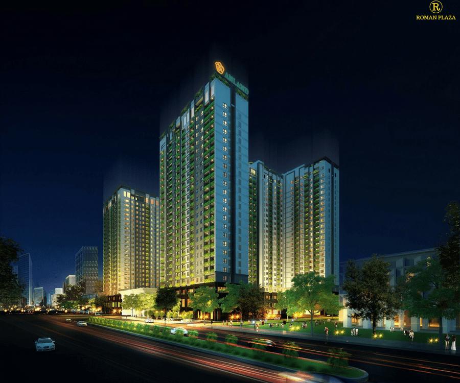 Chung cư Tố Hữu Anland Complex