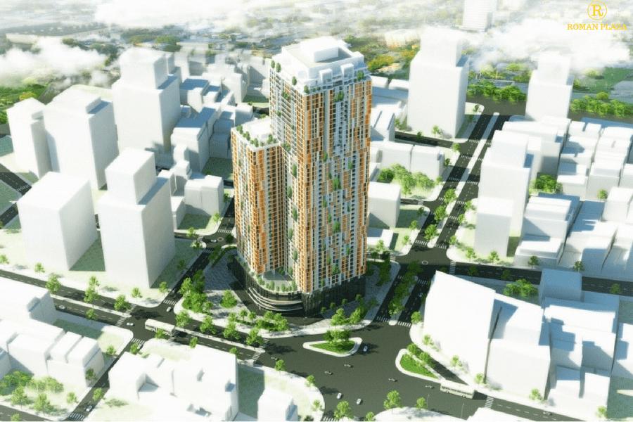 chung cư Lê Văn Lương kéo dài HPC Landmark 105