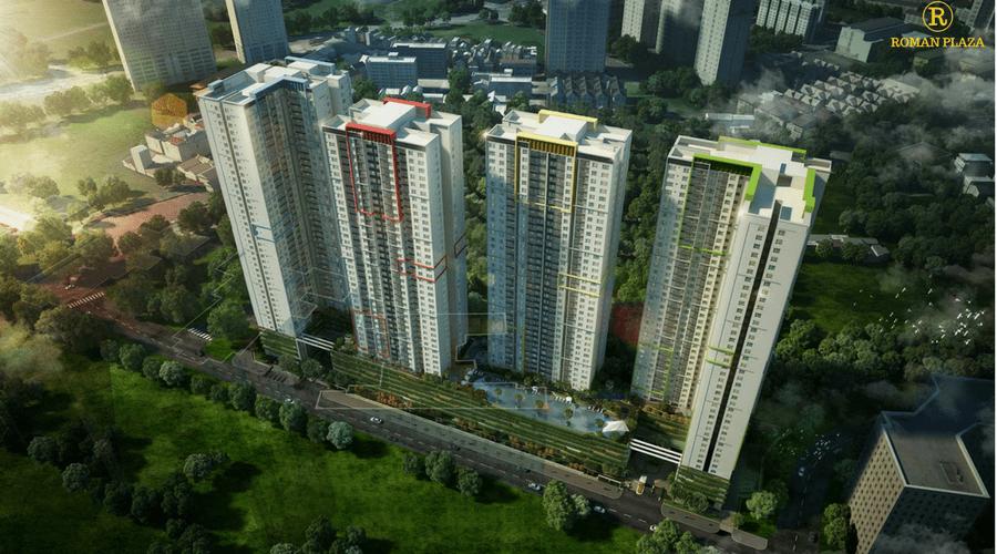 Dự án chung cư Season Avenue Capital Land
