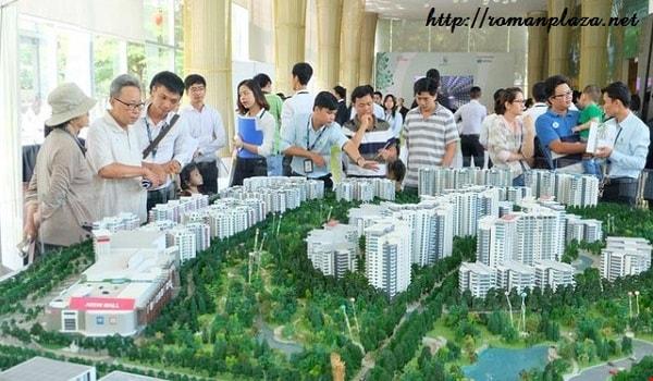 Kinh nghiệm chọn mua chung cư ROman Plaza