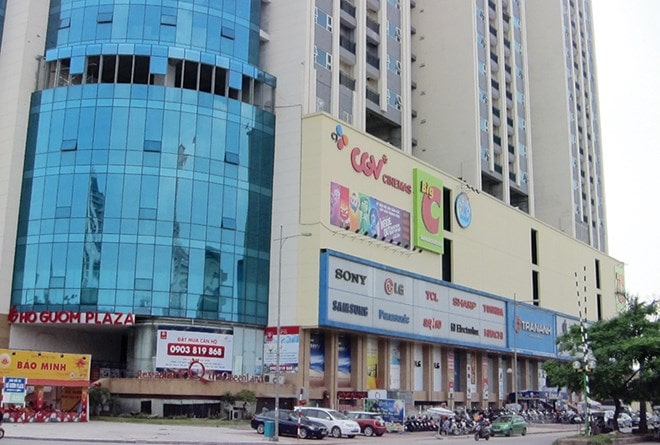 Big C Ho Guom Ha Dong