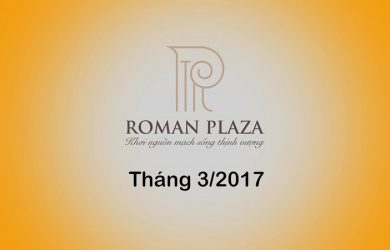 tiến độ thi công roman plaza hà đông tháng 3 01