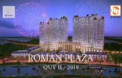 Tiến độ Roman Plaza tháng 5 2017 08