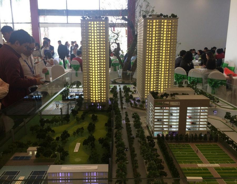 nhà mẫu dự án eco lake view 32 đại từ