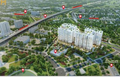 Kiot chung cư Hanoi HomeLand