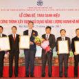 Roman Plaza xuất sắc nhận danh hiệu công trình sử dụng năng lượng xanh Hà Nội