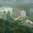 Tổng thể dự án khu đô thị Phúc Ninh